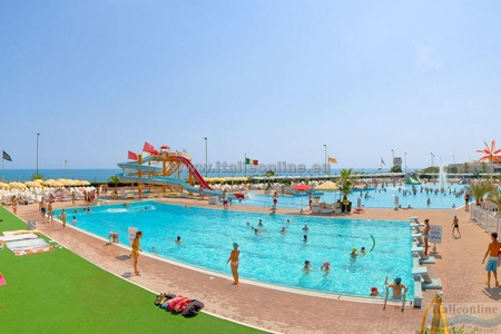 Acquapark Malibu Beach