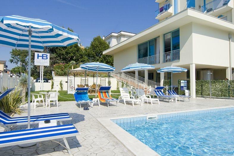 Hotel Bolivar Lido Di Jesolo Ovest Italien Italieonline
