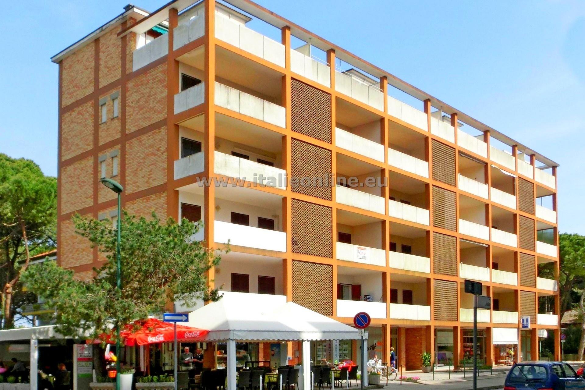 residence milano lignano sabbiadoro taliansko ck italieonline