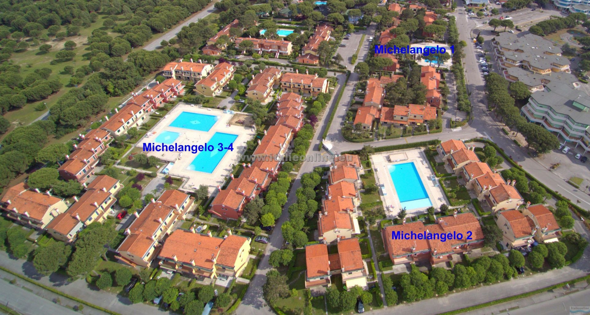 Villaggio Michelangelo