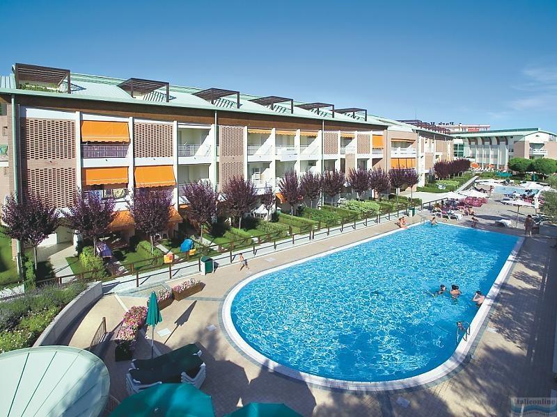 Residence le acacie bibione pineda w ochy bp italieonline for Appartamenti in affitto a bressanone e dintorni