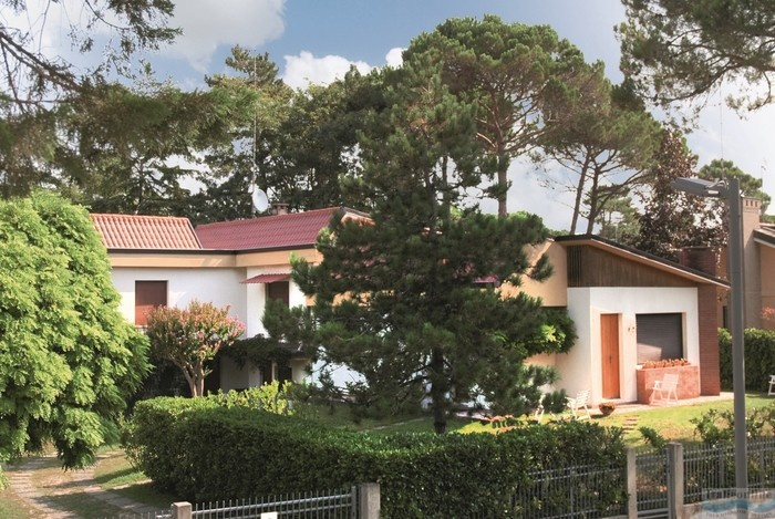 Villa Erica Riviera Lignano Riviera Italien Italieonline