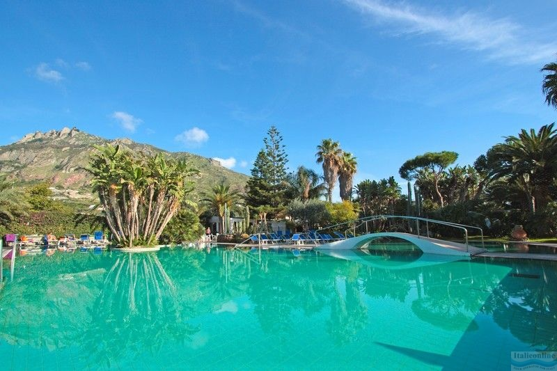 Hotel Mediterraneo Ischia Italia Italieonline