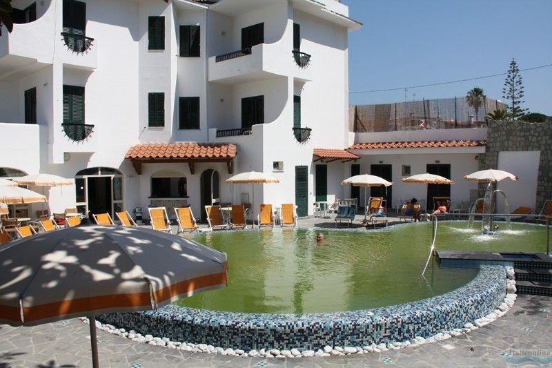 Hotel Park Victoria Ischia Italien