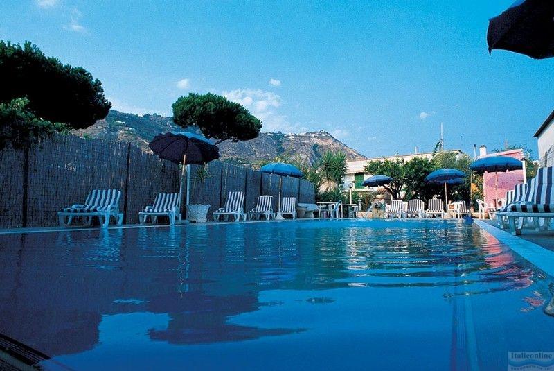 Hotel Park Victoria Forio