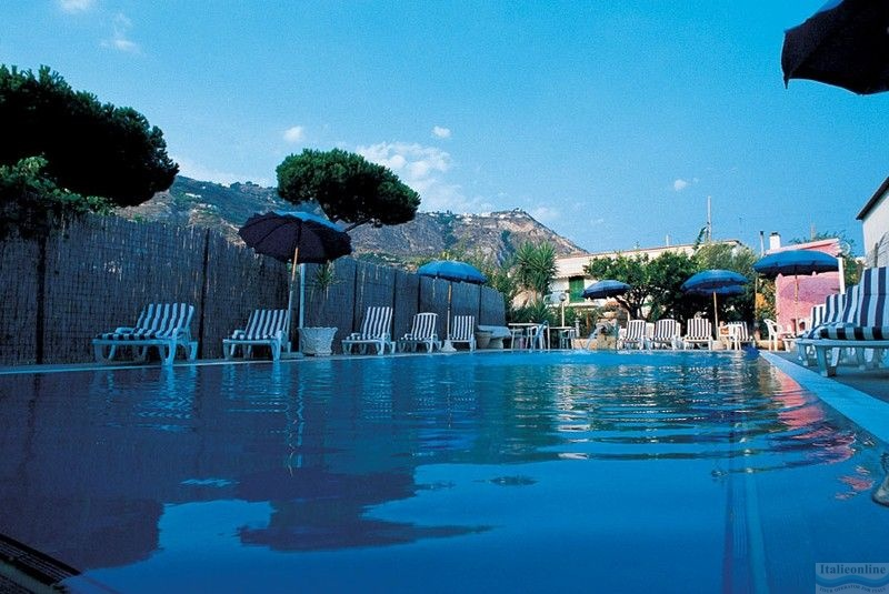 Hotel Park Victoria Ischia Forio