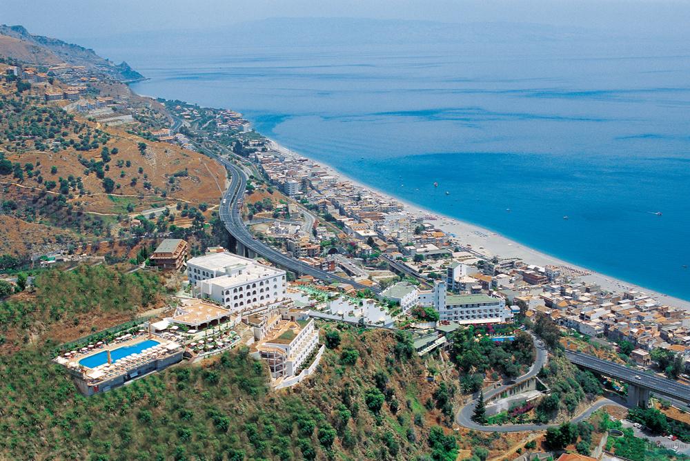 Hotel Olimpo Letojanni Italien Italieonline