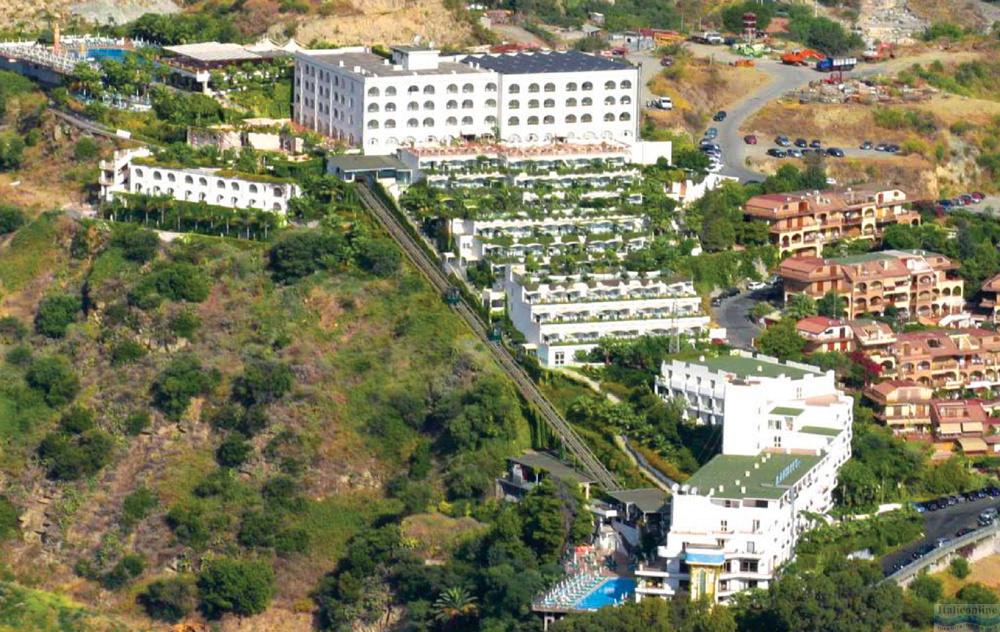 Hotel Antares Letojanni Italien Italieonline