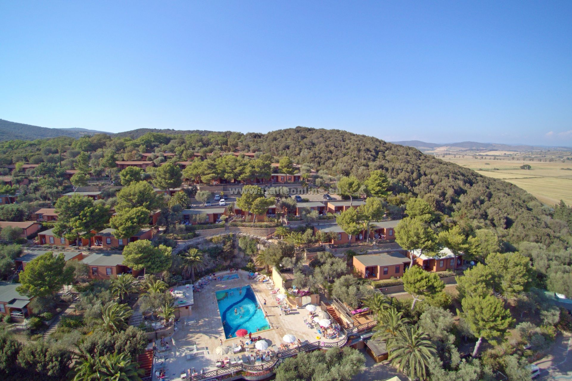Image result for Talamone Camping Village