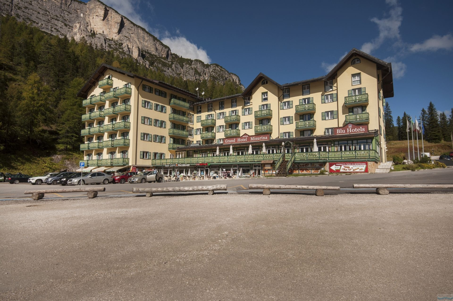 Grand Hotel Misurina