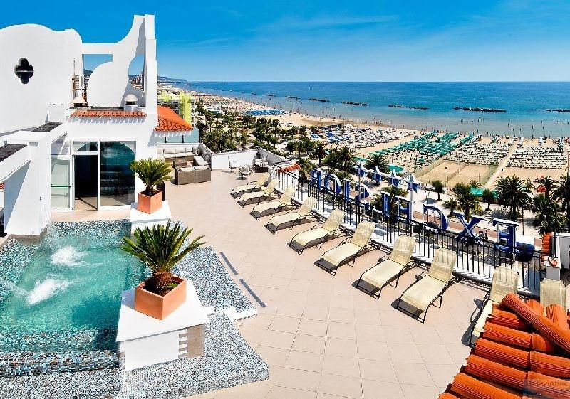 Grand Hotel Excelsior San Benedetto del Tronto Porto d´Ascoli Italia ...