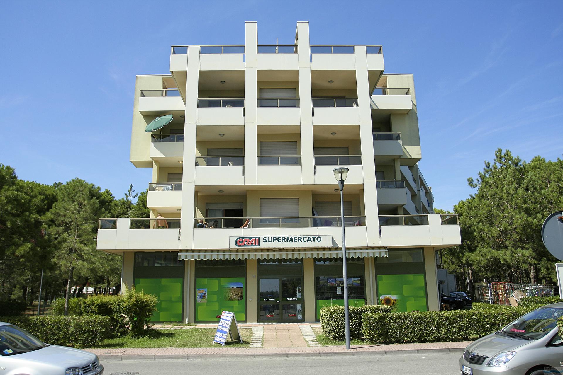 Condominio Torcello Bibione Lido del Sole Italien Italieonline