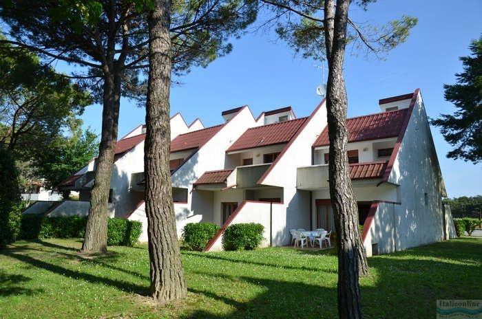 Villaggio Marina Bibione Lido Dei Pini Italien Italieonline