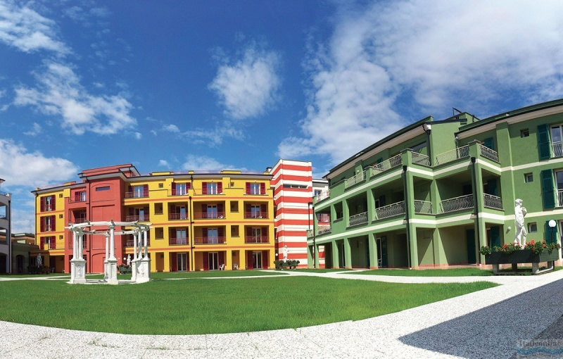 Ai Pozzi Village Spa Residence Resort Hotel