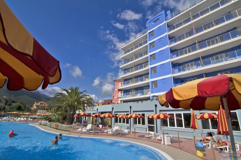 Hotel Villa Serena Loano Liguria Prezzi