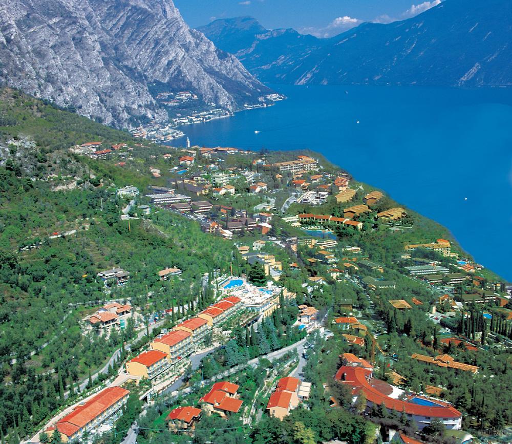 Hotel San Pietro Gardasee Limone Sul Garda Italien