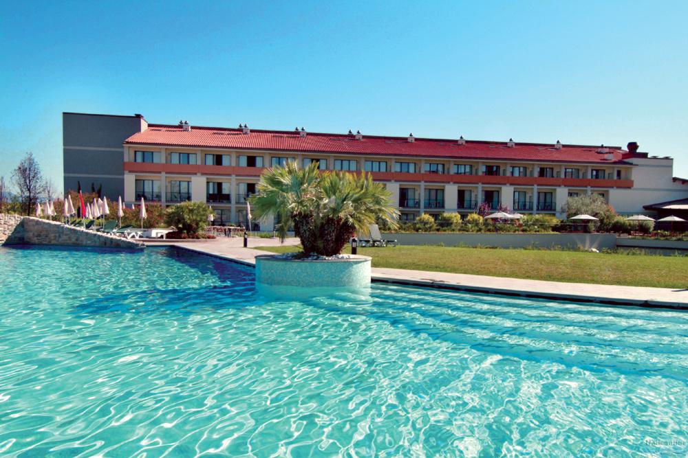 Parc hotel lago di garda peschiera del garda italia - Hotel con piscina coperta riva del garda ...