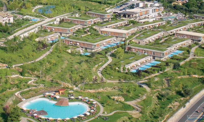 Parc Hotel Germano Suites Gardasee Bardolino Italien Italieonline