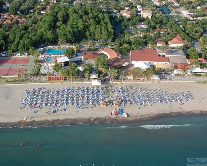 Villa Marina Di Camerota