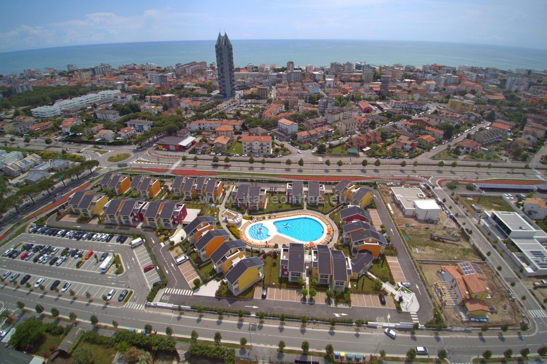 Jesolo Green Village Lido Di Jesolo Centro Italien