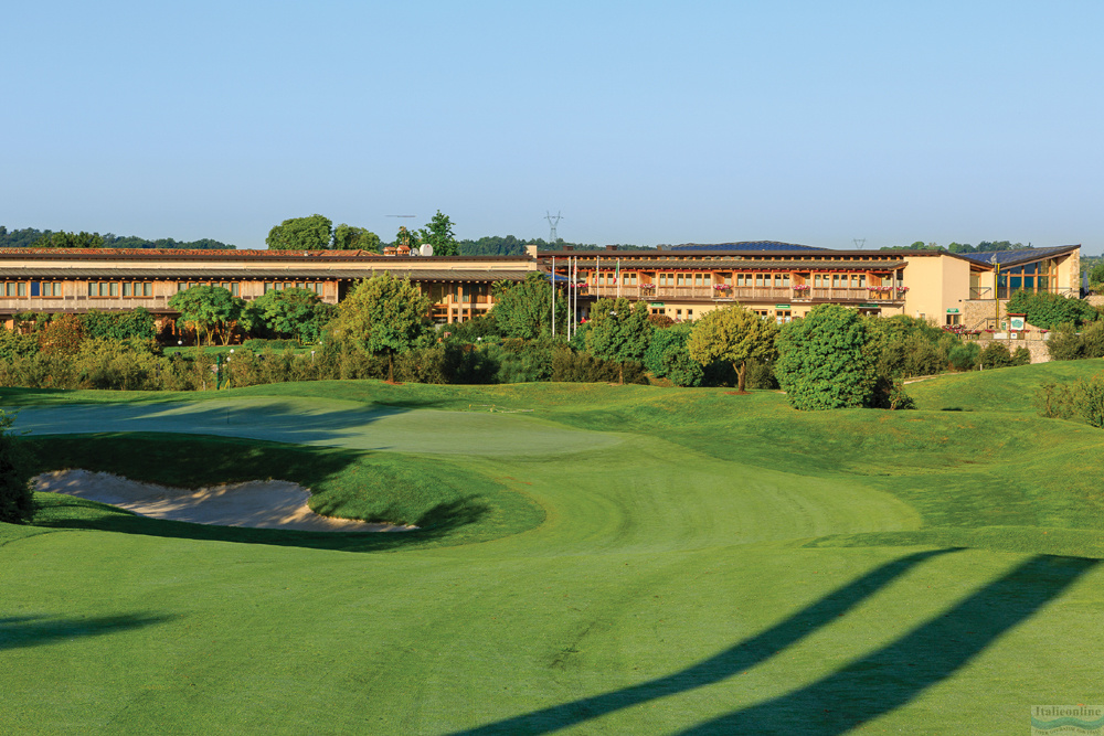 Parc Hotel Paradiso And Golf Resort