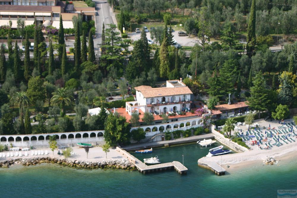 hotel leonardo da vinci gardasee limone sul garda italien