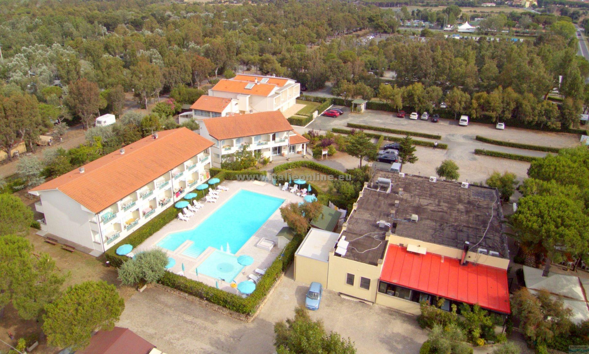 Hotel la ventola vada it lie ck italieonline - Hotel bagni lido vada ...