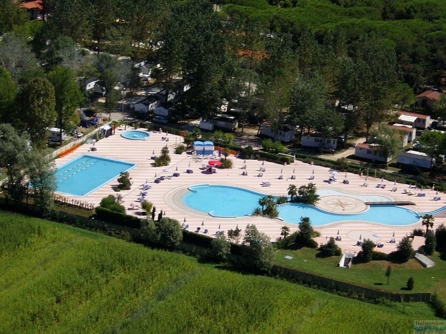 camping laguna village caorle italien italieonline