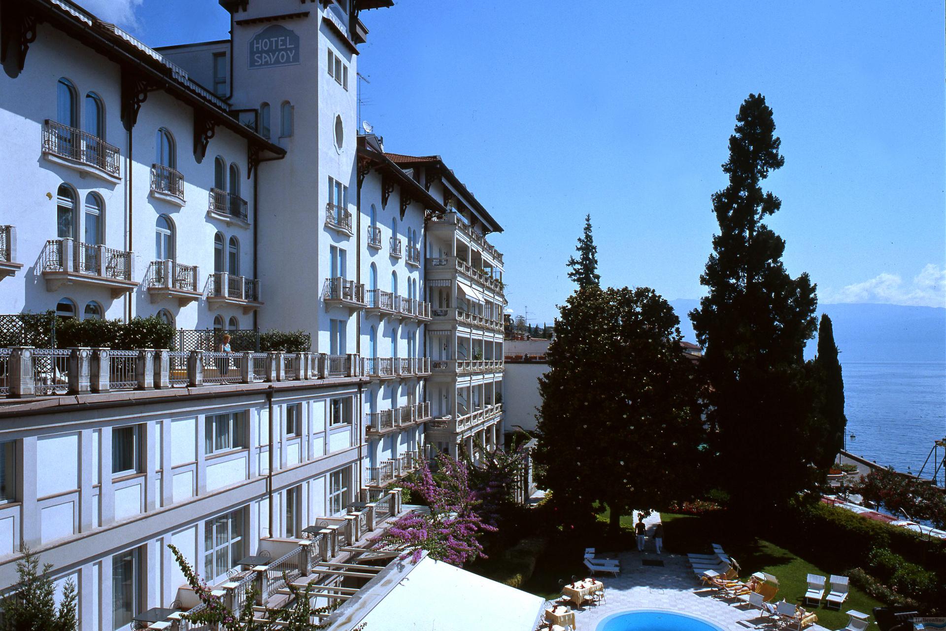 Hotel Savoy Palace Italien Gardasee