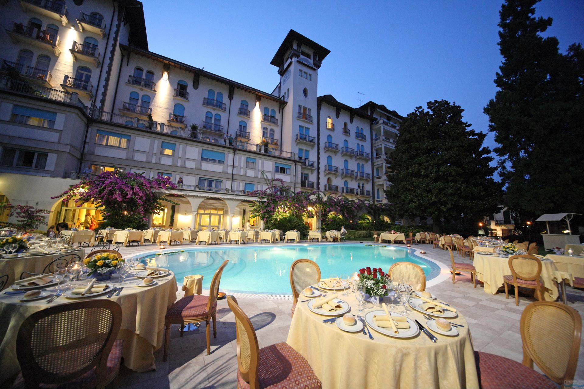 Hotel Savoy Palace Gardasee Italien Italieonline