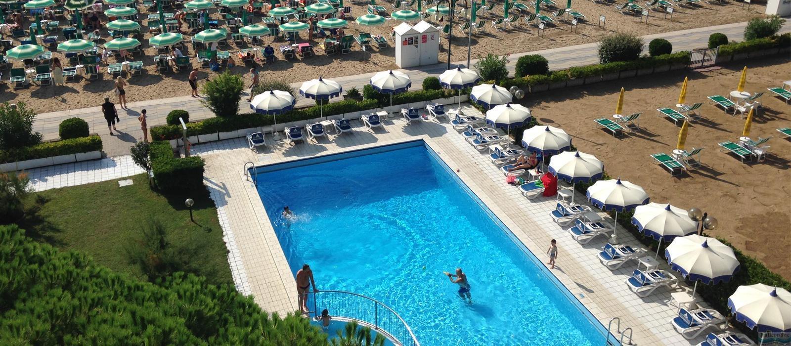Italien Jesolo Hotel Florida