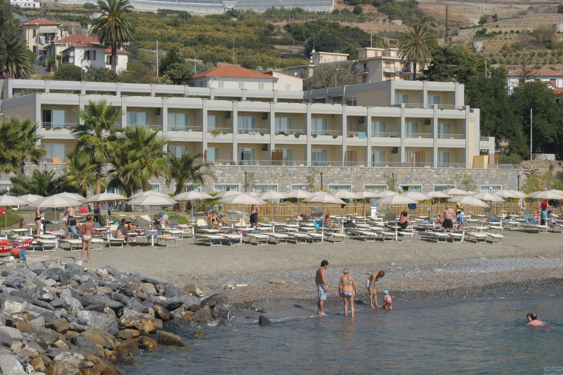 Marina Degli Aregai Hotel