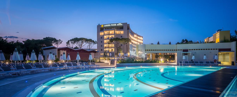 Laguna Park Hotel Bibione Pineda Itálie CK Italieonline  Laguna Park Hot...