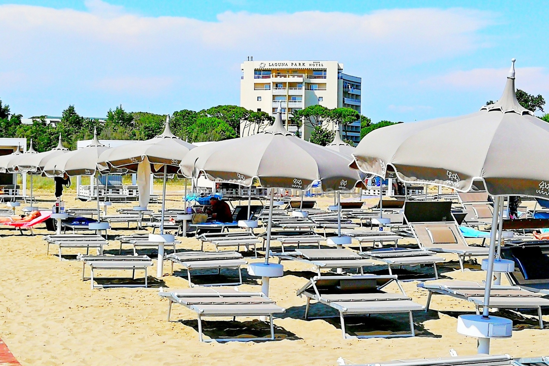 Laguna Park Hotel Bibione Pineda Italien Italieonline  Laguna Park Hot...
