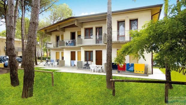 Villaggio La Fenice Bibione Lido Dei Pini Italien Italieonline