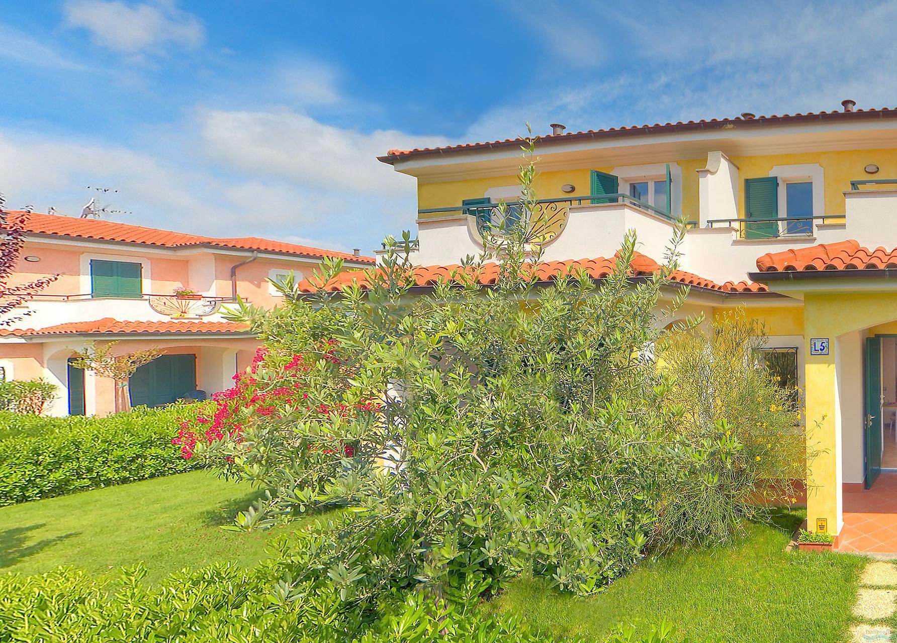 Residence i giardini del conero porto recanati italia italieonline - I giardini del conero ...
