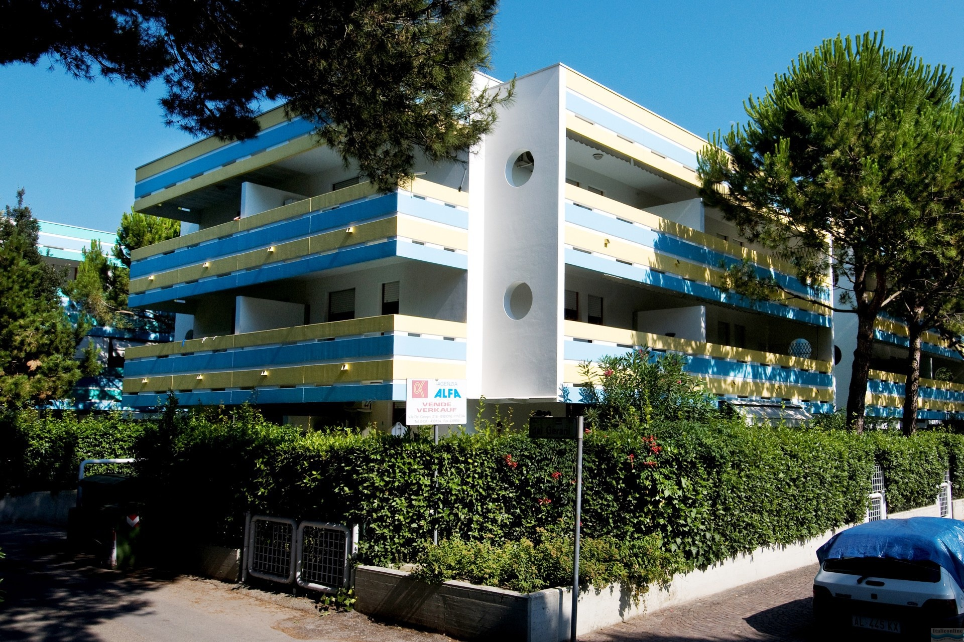 Residence Halley 1/2 Bibione
