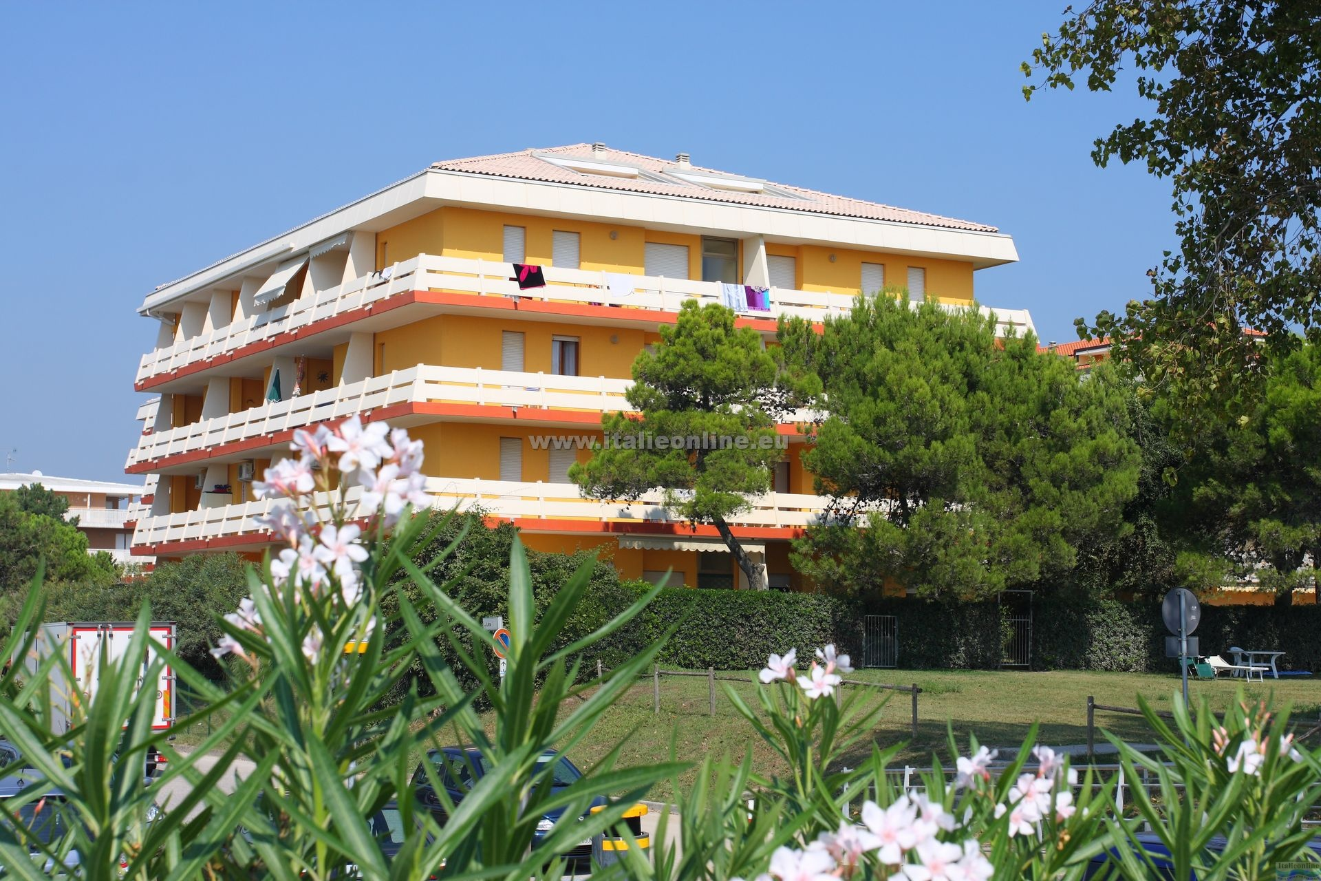Residence Carina Nord Bibione