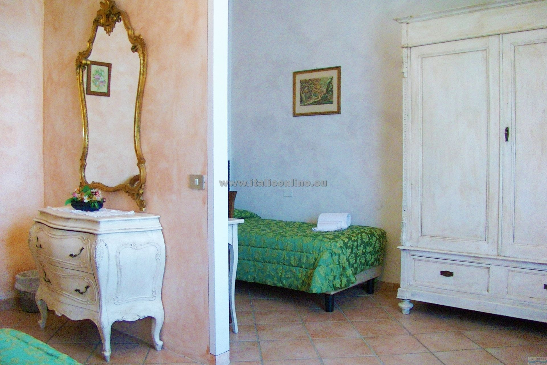 La Loggia Villa Gloria Siena Italien Italieonline