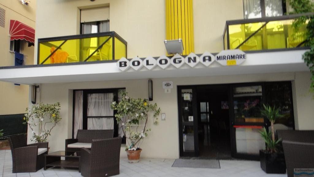 Hotel Bologna Rimini Miramare Italia Italieonline