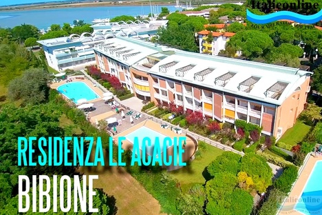 Residence Le Acacie Bibione