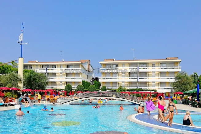 Villaggio Planetarium Resort Bibione