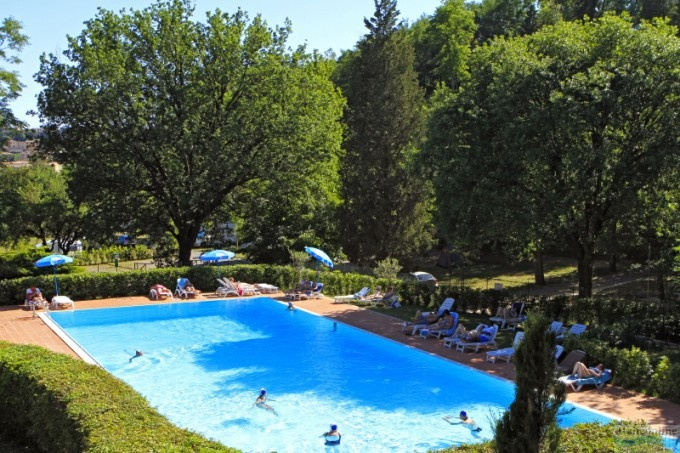Camping Colleverde Florencie