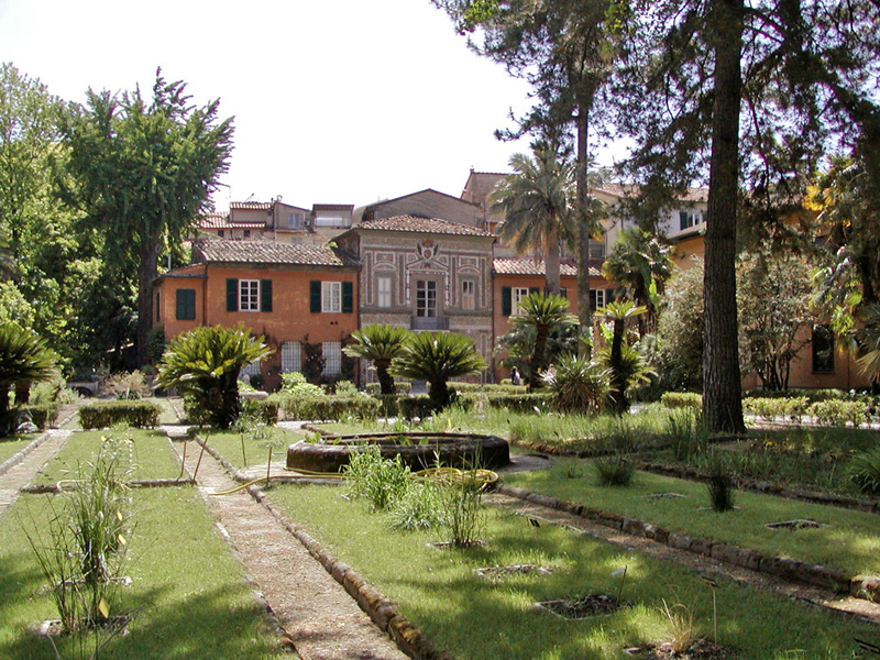 Botanische Garten Italieonline