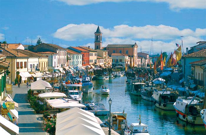 Cervia Italy  City pictures : Cesenatico, Wakacje Cesenatico Włochy BP Italieonline