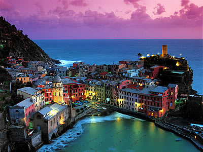 Cinque terre italieonline for Hotels 5 terres